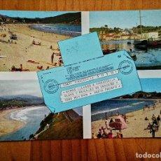 Postales: POSTAL - RIBADESELLA (COSTA VERDE).. Lote 227746830