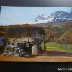 Postales: ASTURIAS HORREO TIPICO. Lote 227775092