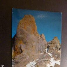 Postales: PICOS DE EUROPA ASTURIAS NARANJO DE BULNES. Lote 227775170