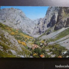 Postales: VALLE DE BULNES ASTURIAS. Lote 227776135