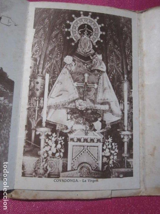 Postales: 8 FOTOGRAFIAS ANTIGUAS RECUERDO DE COVADONGA ASTURIAS - Foto 6 - 230295170