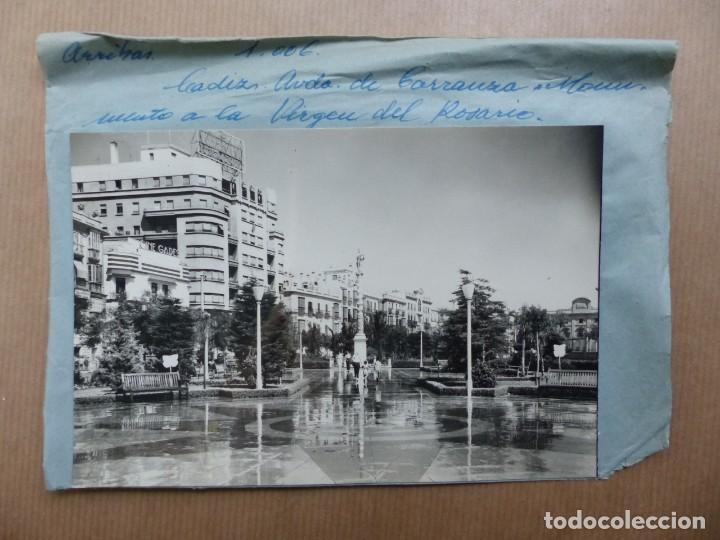 Postales: CADIZ - 12 CLICHES ORIGINALES - NEGATIVOS EN CELULOIDE - EDICIONES ARRIBAS - Foto 13 - 234348800