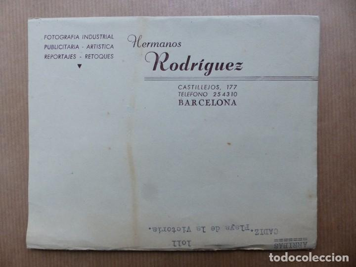 Postales: CADIZ - 12 CLICHES ORIGINALES - NEGATIVOS EN CELULOIDE - EDICIONES ARRIBAS - Foto 22 - 234348800