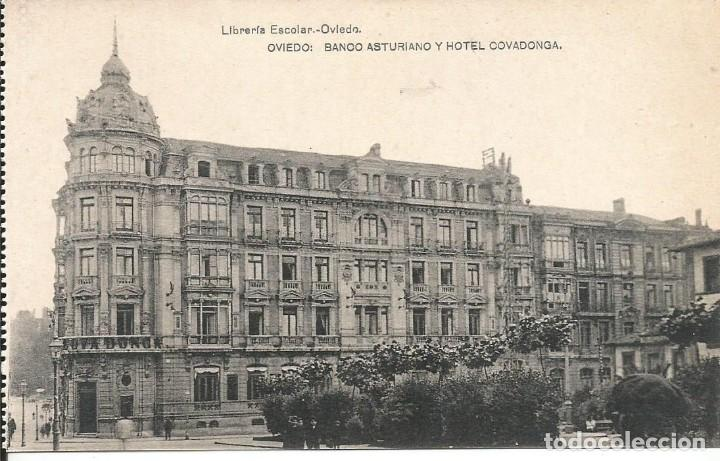 OVIEDO-ASTURIAS (Postales - España - Asturias Antigua (hasta 1.939))