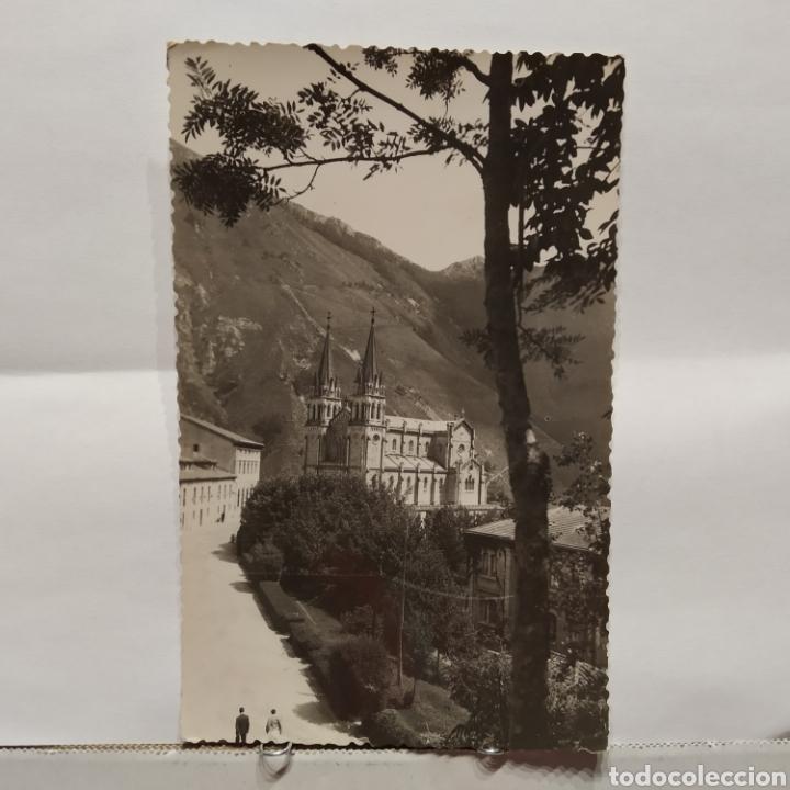 5 COVADONGA, LA BASÍLICA, EDICIONES ALARDE (Postales - España - Asturias Moderna (desde 1.940))