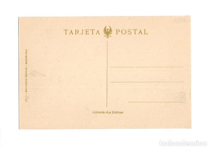 Postales: OVIEDO.(ASTURIAS).- CALLE DE URÍA. - Foto 2 - 235794865