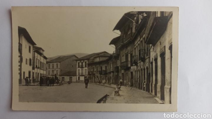 FOTOGRAFÍA POSTAL, VILLAVICIOSA, ASTURIAS. SIN CIRCULAR. (Postales - España - Asturias Antigua (hasta 1.939))