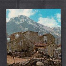 Postales: PICOS DE EUROPA -43. PUEBLO DE SOTRES. Lote 243359630