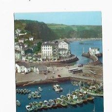 Cartes Postales: TARJETA POSTAL. LUARCA, ASTURIAS. DETALLE DEL PUERTO. 498. EDICIONES ALCE. Lote 243545120