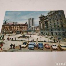Cartes Postales: ASTURIAS - POSTAL OVIEDO - PLAZA DEL GENERALÍSIMO. Lote 243603805