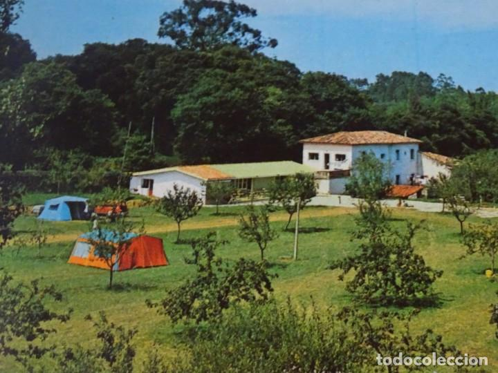 Postales: ANTIGUA POSTAL CPSM, CAMPING EL BRAO, ASTURIAS, VER FOTOS - Foto 4 - 243625015