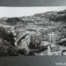 Postales: LUARCA ASTURIAS VISTA PARCIAL POSTAL FOTOGRÁFICA ANTIGUA. Lote 244611370