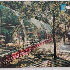 Cartes Postales: POSTAL GIJÓN. PARQUE ISABEL LA CATÓLICA. PAJARERA.. Lote 244821005