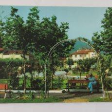 Cartes Postales: POSTAL 2 ARRIONDAS. PARQUE MUNICIPAL.. Lote 244994260