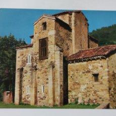 Postales: POSTAL 11 OVIEDO. SAN MIGUEL DE LILLO, SIGLO IX, MONUMENTO NACIONAL. 1972. Lote 246736500
