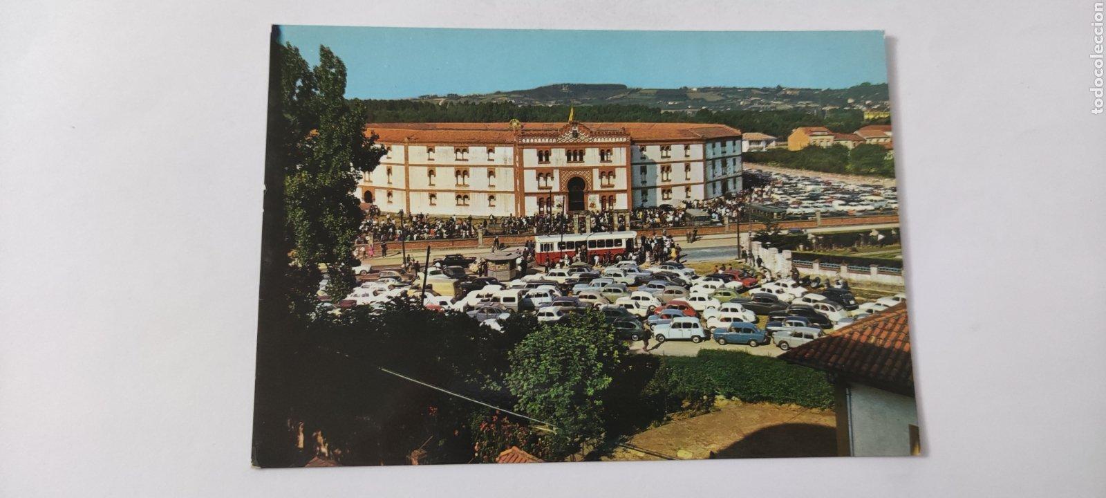 POSTAL 2053 PLAZA DE TOROS GIJÓN (Postales - España - Asturias Moderna (desde 1.940))