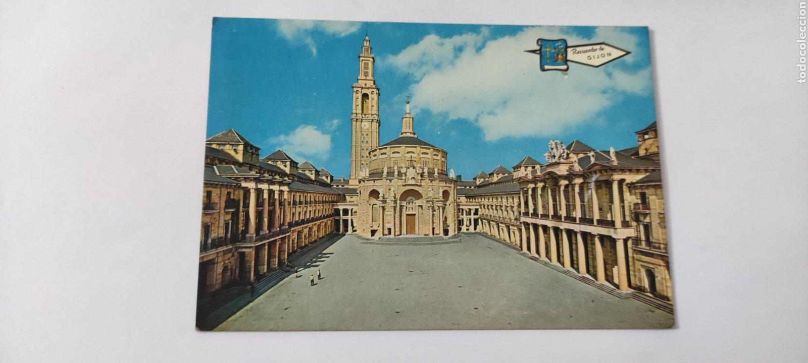 POSTAL 16056 GIJÓN. UNIVERSIDAD LABORAL. (Postales - España - Asturias Moderna (desde 1.940))