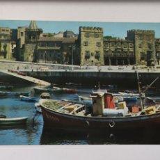 Postales: POSTAL 10 GIJÓN PALACIO REVILLAGIGEDO 1972. Lote 246738575