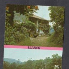 Cartes Postales: LLANES. CASERIO ASTURIANO. Lote 248274655