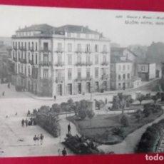 Postales: GIJON HOTEL IBERIA 1966 HAUSER Y MENET MADRID. Lote 248740710