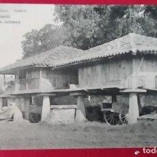 Postales: GIJON SOMIO UN HORREO HAUSER Y MENET 1972. Lote 248740890