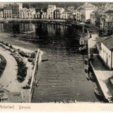Cartes Postales: PRECIOSA POSTAL - LUARCA (ASTURIAS) - DARSENA - E. GOMEZ - LUARCA. Lote 251574120