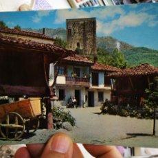 Cartes Postales: POSTAL EL CONDADO LAVIANA HÓRREOS Y TORREÓN N 441 ALCE S/C. Lote 252057575