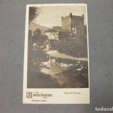 Postales: TARJETA PICOS DE EUROPA. BIOLACTÓGENO.. Lote 252649245