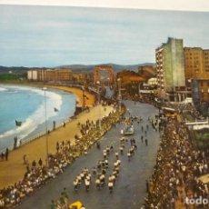 Cartes Postales: POSTAL GIJON -AV.RUFE DESFILE. Lote 252688910