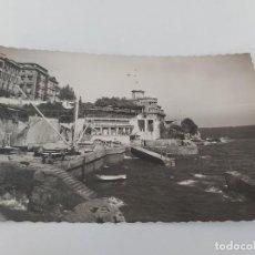 Postales: ANTIGUA POSTAL DE GIJÓN - CLUB NÁUTICO - GARCIA GARRABELLA Nº 45 - 1960 - CIRCULADA - EN BUEN ESTADO. Lote 252766265