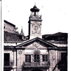 Postales: OVIEDO - TORRE DEL AYUNTAMIENTO - L. ROISIN FOT. Lote 253201575