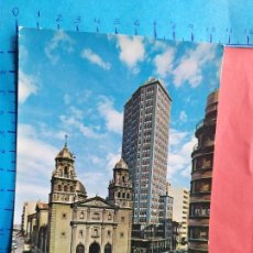 Postales: GIJON - ASTURIAS ( COCHES DE LA EPOCA - AUTOBUS ) / ( NOV2021CONF). Lote 254017095