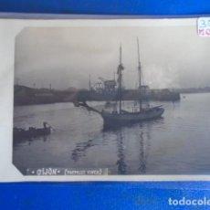 Postales: (PS-64977)POSTAL FOTOGRAFICA DE GIJON-POSTALES VINCK. Lote 254580645