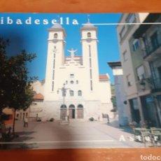 Postales: IGLESIA STA.MARIA MAGDALENA RIBADESELLA. Lote 254629880