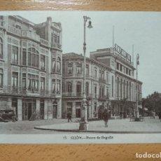 Postales: GIJÓN - 15 PASEO DE BEGOÑA. Lote 255989350