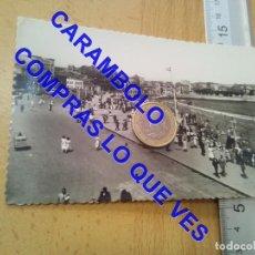 Postales: GIJON PASEO DE LA VICTORIA 8 GARCIA GARRABELLA POSTAL PST4. Lote 257317940