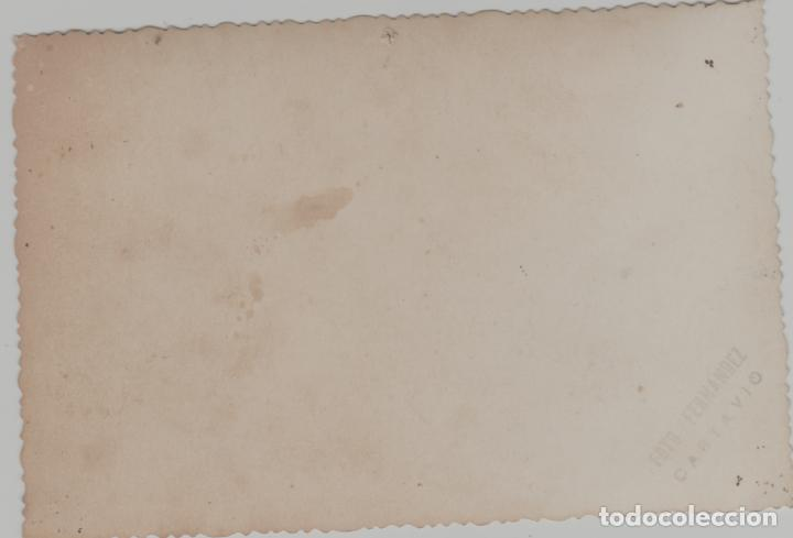 Postales: LOTE B-FOTOGRAFIA AÑOS 40-50 ZONA COAÑA ASTURIAS ¿NAVIA? CAMPEONATO REMO MEDIDAS 12X8 - Foto 2 - 262213885