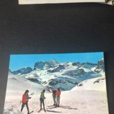 Postales: PARA AMANTES DE LA NIEVE-PICOS DE EUROPA-BONITAS VISTAS- LA DE LA FOTO VER TODAS MIS POSTALES. Lote 262678230