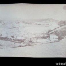 Postales: RIBADESELLA - 10 CLICHES ORIGINALES - NEGATIVOS EN CELULOIDE - EDICIONES ARRIBAS. Lote 264197792