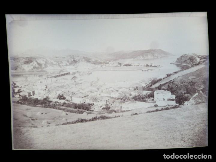 Postales: RIBADESELLA - 10 CLICHES ORIGINALES - NEGATIVOS EN CELULOIDE - EDICIONES ARRIBAS - Foto 3 - 264197792