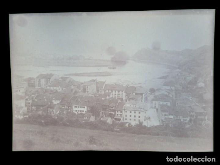 Postales: RIBADESELLA - 10 CLICHES ORIGINALES - NEGATIVOS EN CELULOIDE - EDICIONES ARRIBAS - Foto 9 - 264197792