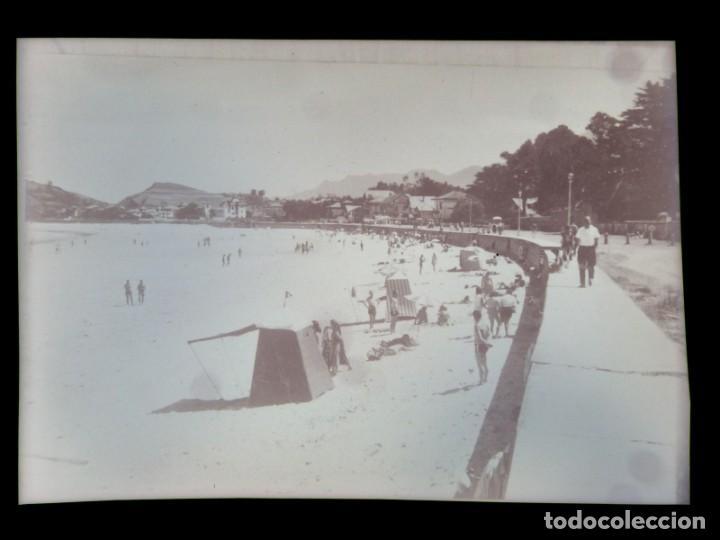 Postales: RIBADESELLA - 10 CLICHES ORIGINALES - NEGATIVOS EN CELULOIDE - EDICIONES ARRIBAS - Foto 19 - 264197792