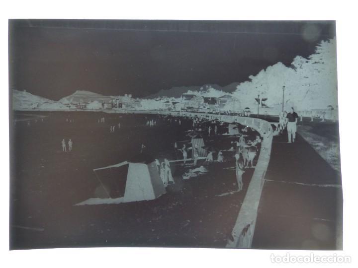 Postales: RIBADESELLA - 10 CLICHES ORIGINALES - NEGATIVOS EN CELULOIDE - EDICIONES ARRIBAS - Foto 20 - 264197792