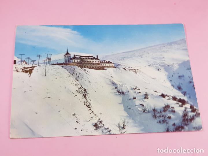 Postales: POSTAL-PUERTO DE PAJARES-ASTURIAS-PARADOR-1968-ESCRITA-SIN CIRCULAR-COLECCIONISTAS. - Foto 2 - 264474929