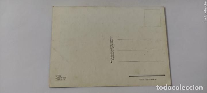 Postales: POSTAL 109 ARRIONDAS ASTURIAS - Foto 2 - 264750284