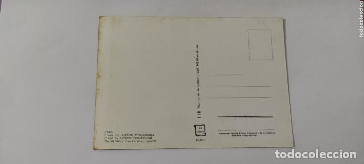 Postales: POSTAL GIJÓN PLAZA DEL ALFÉREZ PROVISIONAL - Foto 2 - 264750379
