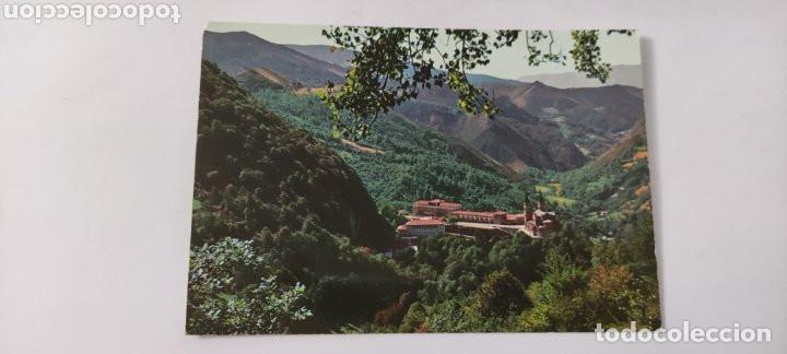 POSTAL 3 COVADONGA VISTA GENERAL (Postales - España - Asturias Moderna (desde 1.940))