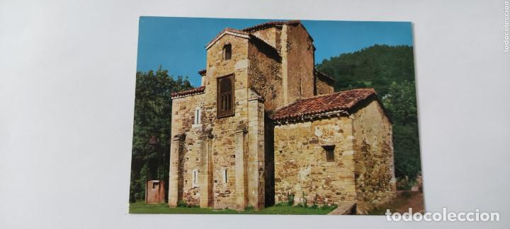 POSTAL 11 OVIEDO. SAN MIGUEL DE LILLO, SIGLO IX, MONUMENTO NACIONAL. 1972 (Postales - España - Asturias Moderna (desde 1.940))