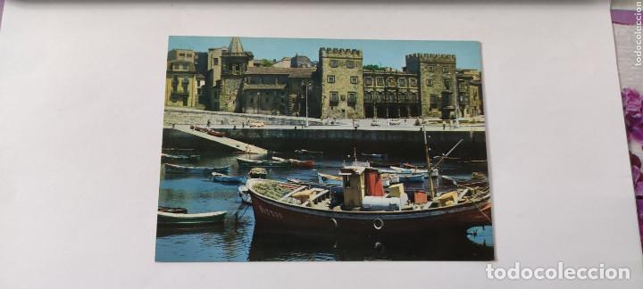 POSTAL 10 GIJÓN PALACIO REVILLAGIGEDO 1972 (Postales - España - Asturias Moderna (desde 1.940))