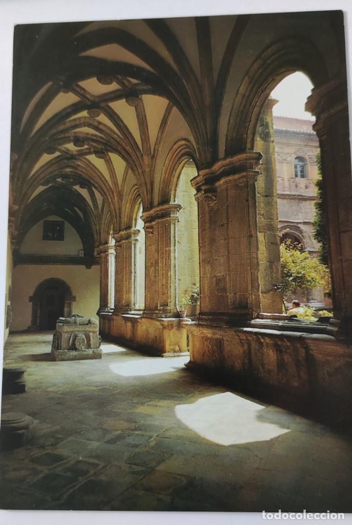 POSTAL 12 OVIEDO MUSEO ARQUEOLÓGICO PROVINCIAL 1975 (Postales - España - Asturias Moderna (desde 1.940))